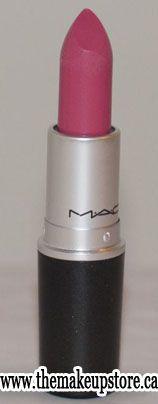 Mac Lustre Lipstick: Lustering