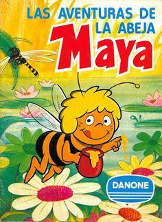 Maya the bee Funny Cartoon Pictures, Cartoon Photo, My Childhood Memories, Best Memories, Caricature, 1980 Cartoons, Kool Kids, Classic Cartoons, Ol Days