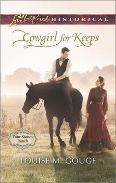 Louise M. Gouge - Cowgirl for Keeps