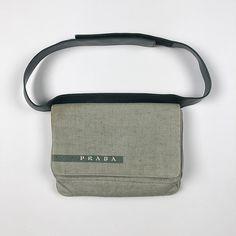 Prada Spring 1999 Bum Bag in Green Prada Spring, Bum Bag, Totes, Handbags, Tote Bag, Large Tote Bags, Bags