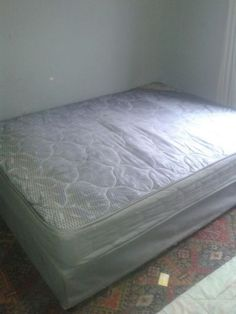 QUEEN BED FOR SALE.THE BED IS IN A EXCELLENT CONDITION. YOU CAN PHONE OR WHATSAPP ME ON 0832271205