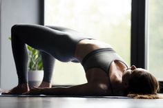 6 Best Yoga Moves to Build Muscle Hernia Exercises, Abdominal Exercises, Abdominal Fat, Yoga For Toning, Stretching, Umbilical Hernia, Hip Mobility, Gluteus Medius, Glute Bridge