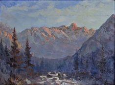 Karol Polonyi (1894 - 1946). Studenovodska dolina