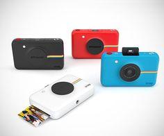 Polaroid Snap Instant Digital Camera: Perfect blend of nostalgic #Polaroid instant #photography and modern, digital #technology. ● CoolShitiBuy.com