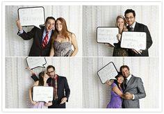 結婚式に来てくれたゲストの皆さんにコメントをもらう、こんなやり方も楽しいですね!