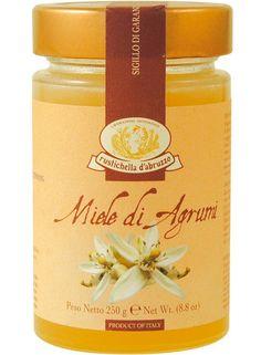 Citrus Honey / Miele di Agrumi g 250 - 5.90 € inc. VAT / IVA Compresa