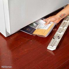 The Appliance Caper - 13 Secret Hiding Places… Hidden Compartments, Secret Compartment, Secret Space, Secret Rooms, Secret Storage, Hidden Storage, Stash Spots, Secret Hiding Spots, Hide A Key