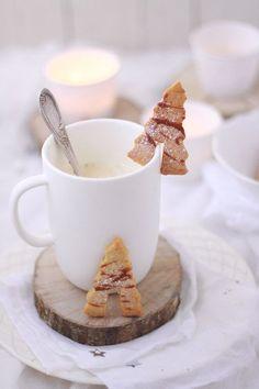 A glisser sur sa tasse de chocolat chaud