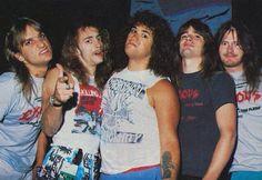 Exodus # Thrash metal