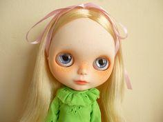 Mi rubilla angelical! by FRESITAVERDE, via Flickr