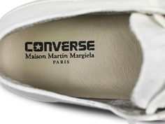 Martin Margiela for converse