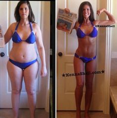 Weight Loss Transformation Goodbye Fat Hello Muscle