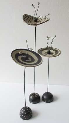 New work Anastasaki ceramic – pottery – Ceramic Clay Art Projects, Clay Crafts, Ceramic Clay, Porcelain Ceramics, Fine Porcelain, Slab Pottery, Ceramic Pottery, Paperclay, Ceramic Flowers