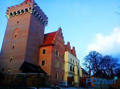 Zamek Przemysła -Poznań Castles, Poland, Mansions, House Styles, Beautiful, Home Decor, Decoration Home, Chateaus, Room Decor