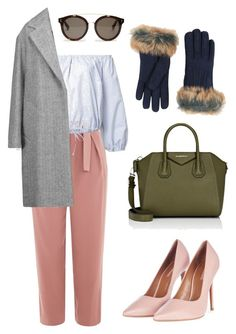 """""""Old-fashionable...No,it is a part of world history✌︎"""" by scarlettmarlow on Polyvore featuring Topshop, Sea, New York, Givenchy, UGG, rag & bone и STELLA McCARTNEY"""