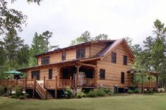 log home lofts with dormer - Google Search