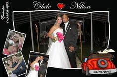 Embrafoto Foto Lembrança: Foto Lembrança - Casamento Cibele & Nilton
