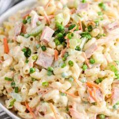 Cowboy Caviar - Spend With Pennies Soup Recipes, Salad Recipes, Avocado Recipes, Pasta Recipes, General Tao Chicken, Classic Macaroni Salad, Spend With Pennies, Pasta Salad, Quinoa Salad