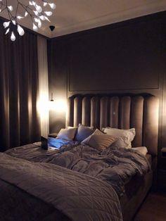 TACKSAMHET, FEST OCH EVENT Wardrobe Design Bedroom, Bedroom Bed Design, Bedroom Inspo, Dream Bedroom, Home Bedroom, Home Office Design, Home Interior Design, Luxurious Bedrooms, House Rooms