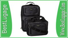 Travel Select Amsterdam Two Piece Carry-On Luggage Set Review - BestLugage