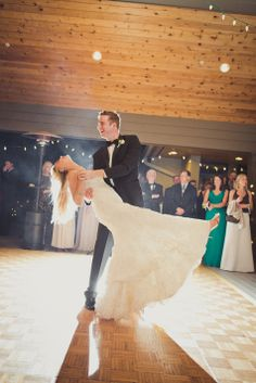 Bride & groom's first dance // Nathan English photography // http://www.theknot.com/submit-your-wedding/photo/46191ca3-5b7e-4dcd-97bd-000c68a25b14/Wes-Alex
