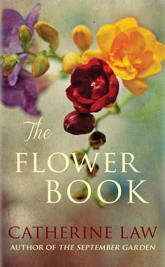 The Flower Book is published on 26 August 2013