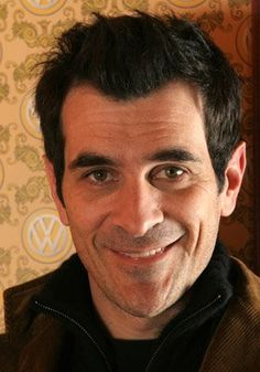 """Ty Burrell/ Phil Dunphy on Modern Family. So every girl has a crush where they are like """"ya he's wayyyy older, but man is he hot!"""" This is that guy for me. I love him as Phil Dunphy, in fact, I think I have the hots for that character more than Ty Burrell himself. I totally wish I had a dad like Phil Dunphy, but then I think about it and.... that might be kinda weird since he is sooo damn attractive!"""