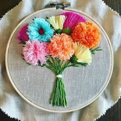 botany as an object of embroidery, Hand Embroidery Projects, Hand Embroidery Videos, Hand Embroidery Flowers, Flower Embroidery Designs, Hand Embroidery Stitches, Silk Ribbon Embroidery, Embroidery Hoop Art, Crewel Embroidery, Embroidery Techniques