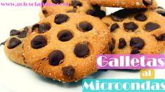 Cookies Receta, Galletas Cookies, Deli, Muffin, Make It Yourself, Breakfast, Desserts, Recipes, Food