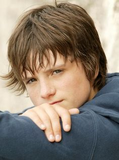 josh hutcherson at the age 12 | Josh Hutcherson on Jimmy Kimmel Live PART 1