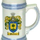 Anderson Family Crest Stein / Coat of Arms Beer Tankard. We believe our Coat of Arms Steins are of the highest quality anywhere. The glassware quality is very thick and sturdy. The stein feels great in your hand with a very thick handle. Rankin Family, Irish Coat Of Arms, Fox Coat, Family Crest, Crests, The Ordinary, How To Draw Hands, Hand Drawn, Ancestry