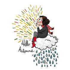 Hello Automne www.crayondhumeur.com
