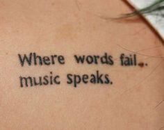 Love of #Music Tattoo by ~mikeecandoit on deviantART