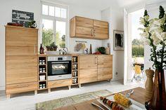 Die 13 Besten Bilder Von Massivholz Modulküche Natural Living