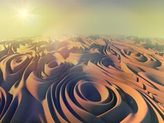 Dune. Mit PD Howler erstellt