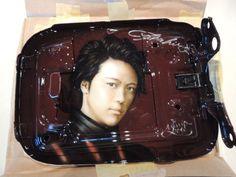 エアーブラシ|自動車の外装・内装ドレスアップ ONESTAR★ワンスター  TAKAHIRO エアーブラシ ポートレート