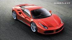 Ferrari 488 GTB: potenza estrema per emozioni estreme