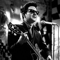 """Roy Orbison   Tom Petty called him """"probably the greatest singer in the world."""""""