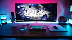 Cotton Candy Platform - By TheMagickConch #gaming #platforms #setups