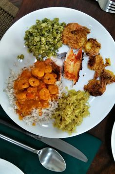This is a Goan lunch  Mein Blog >> #tumblr