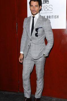 Image result for david gandy suit