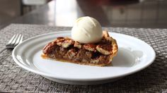Classic Pecan Pie Re