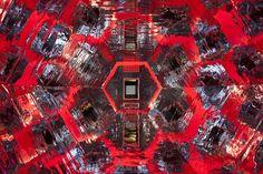 a2arquitectos kaleidoscope space spain designboom
