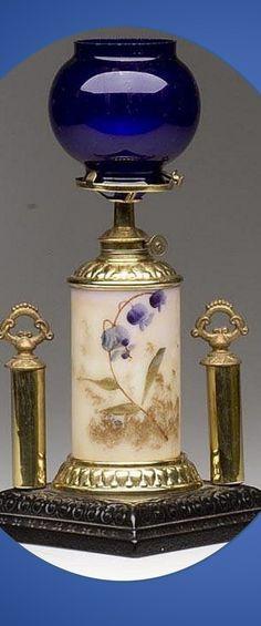 """Presentace """" The kerosene lamp"""""""