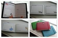 DIY Disney World Passport Book and Autograph Book @ Juxtapost.com
