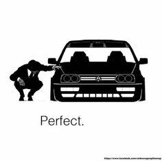 Golf trick, tips and training Vw Golf Cabrio, Vw Golf Mk4, Volkswagen Golf Mk2, Vw Mk1, B13 Nissan, Vw Cars, Porsche 356, Vw Camper, Car Humor