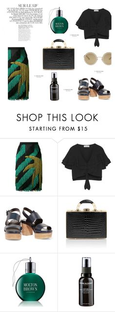 """""""Untitled #683"""" by teresamargit ❤ liked on Polyvore featuring Marco de Vincenzo, Apiece Apart, Bela, Tory Burch, Bougeotte, Molton Brown, Grown Alchemist and Dolce&Gabbana"""