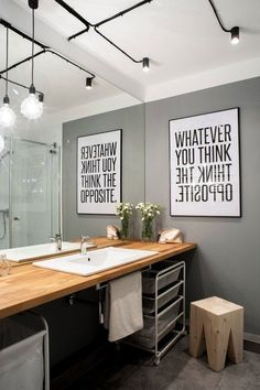 9 Easy & Creative Bathroom Mirror Ideas You Need to See Before Your Friends Do