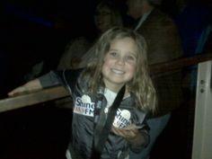 Bailie - Mel's little Chris Tomlin fan