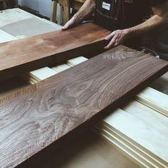 See how Houston, Texas based Side Project Skateboards, a one-man operation, handcrafts skateboards from a variety of found and recovered hardwoods. Make Design, Wood Design, Make A Skateboard, Wooden Decks, Skateboards, Hardwood, Longboards, Surfboards, Sinks
